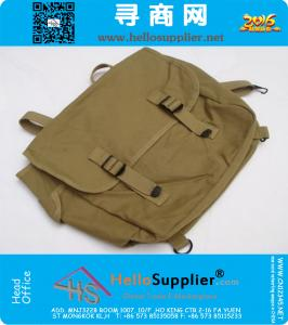 Army Musette Field Bag Military Back Pack Haversack