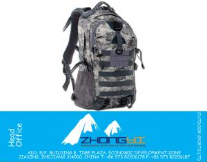 Camouflage Brand High Quality Men Ruck Sack Waterproof Nylon 35 L Travel Hiking Backpacks Mountaineering Double Shoulder