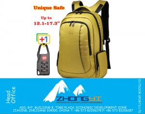 High Quality Waterproof Nylon Women and Mens Travel Hiking Backpack for laptop and Notebook