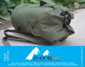Outdoor waist buckle,men leisure bag sports bucket bag cylinder travel duffle bag,barrel purse,tactical backpack military