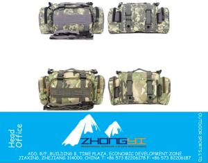 Oxford Camouflage Professional Mens Magical Military Army 3P Tactical Fanny Waist Packs Men Summer Travel Cycling Bag