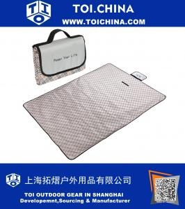 Picnic Blanket, Waterproof Portable Beach Mat