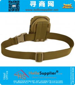 Simple Tactical Belt Outdoor Equipment Wear Bag Riding Inside Nylon Bag Deputy Military Fans Belt Fastening Tape